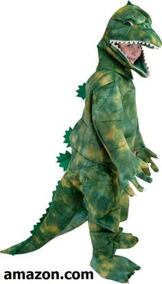 aa8dde7a785 Our Kid s Green Godzilla Costume is the ideal Classic Movie Costume for any  teenage Halloween party. For a fun family costume idea consider any of our  other ...