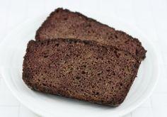 Chocolate Pear Loaf