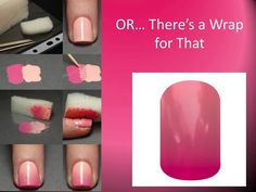 There's a wrap for that!   Let me show you!  JAmberry nail art nail wrap www.imaginethatnails.jamberrynails.net