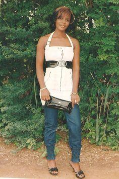 Justine Tenim #beauty #togo #togogirls