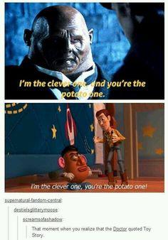Strax is a potato