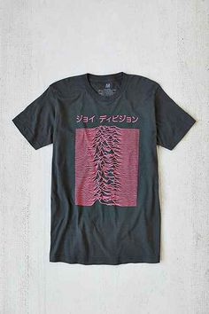 Joy Division Japanese Tee - Urban Outfitters