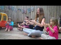 Herramientas para trabajar la atención plena en casa o en tus clases de yoga con niños - Ojo Del TieMpo