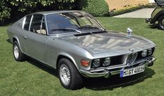 1969 BMW 2002 GT4 Concept by Frua