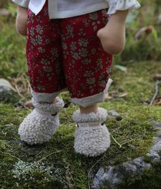 Ella - the autumn girl — Petit Gosset White Linen Dresses, Knit Tie, Liberty Print, Silk Organza, Waldorf Dolls, Liberty Of London, Girl Falling, Baby Alpaca, Horse Hair