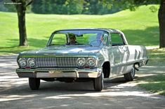 1963 Chevrolet Impala Z11 427 Maintenance/restoration of old/vintage vehicles: the material for new cogs/casters/gears/pads could be cast polyamide which I (Cast polyamide) can produce. My contact: tatjana.alic@windowslive.com