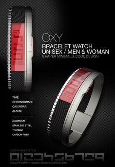 OXY Bracelet Watch
