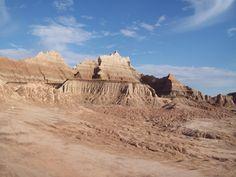 Badlands. South Dakota  (2011)