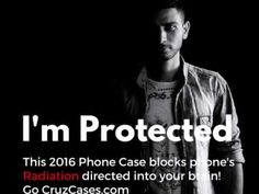 Maximum Protection from Cell Phone Radiation | CruzCases.com - YouTube