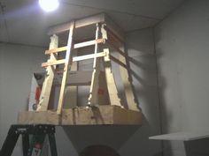 building a custom range hood