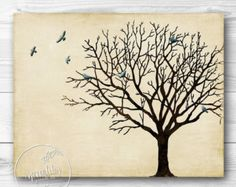simple tree silhouette - Google Search