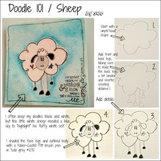 Does the child you sponsor love to draw? You can find this tutorial and many others that will encourage them to hide God's word in their hearts