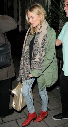 Sienna Miller Leaving a Theater in London March 1 2011 - Celebrity Street Style