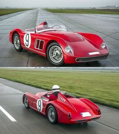 1957 Skoda Remembers the 1100 OHC Racing car on its 60th Birthday