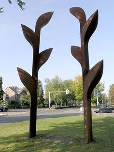 Gladiolen op de via Gladiola