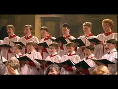 Sunday Music... for Easter.  He is risen, indeed!  Hallelujah from Handel's Messiah.  1994 by The Choir of King's College, Cambridge with Stephen Cleobury