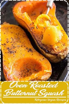 So simple yet so elegant, Oven Roasted Butternut Squash is a tasty and versatile. So simple yet so elegant, Oven Roasted Butternut Squash is a tasty and versatile side dish that goes good with just about anything, any time of day! Veggie Dishes, Vegetable Recipes, Vegetarian Recipes, Cooking Recipes, Cooking Tips, Broccoli Recipes, Oven Roasted Butternut Squash, Baked Squash, Easy Butternut Squash Recipe