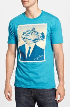 'Alligator Head' Graphic T-Shirt