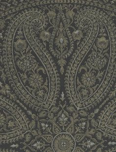 Paisley Circles - wallpaper from Sanderson