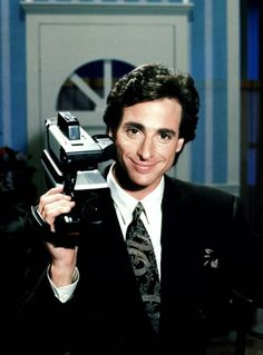Bob Saget on America's Funniest Home Videos - immediately takes me back to my youth, watching with my family.