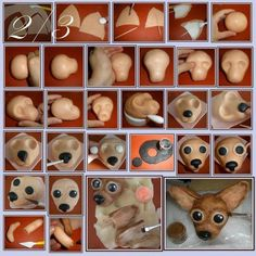chihuahua pictorial tutorial.
