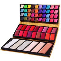 New Professional Makeup Set 40 Colors Eyeshadow 18 Colors Lipstic 6 Colors Powder Concealer Cosmetic Kit Palette Free Shipping