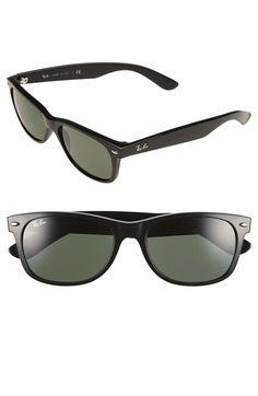265f7bcede Main Image - Ray-Ban  New Wayfarer  Sunglasses