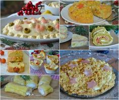 Speciale Natale ricette facili e veloci dall'antipasto al dolce Xmas Food, Christmas Cooking, Tuscan Bean Soup, Italian Pasta Recipes, Antipasto, Xmas Dinner, Party Buffet, Healthy Cooking, Food Porn