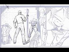 David Finch finished pencil tutorial part 1 David Finch, Comic Art, Comic Books, Concept Art, It Is Finished, Pencil Art, Comics, Ps, Illustration