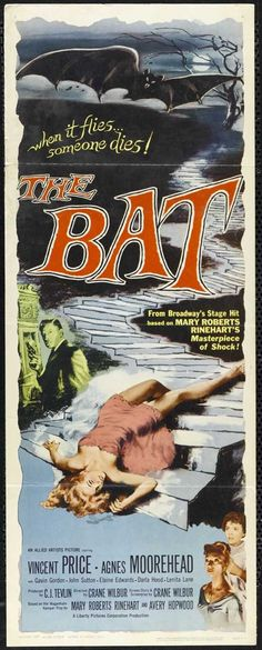 At the Movies: The Bat (1959)