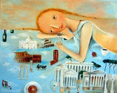 Memories of Rome (Monica Blatton)