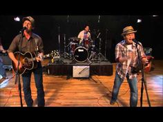 The Turnpike Troubadours stopped by the new Texas Music Scene sound stage to talk about their music and play a couple of songs.  We they are with our Whataburger performance of the week Gin, Smoke, Lies.