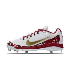 cf4954e0b54e Nike Alpha Air Clipper '17 Metal iD Men's Baseball Cleat Baseball Cleats,  Swag,