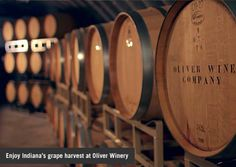 Indiana Uplands Wine Trail- Nine wineries in Southern #Indiana
