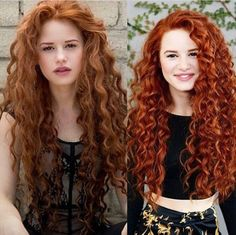[New] The 10 Best Hairstyles (with Pictures) - Para as ruivas e cacheadas! Long Red Hair, Girls With Red Hair, Curly Red Hair, Red Hair Perm, Curly Ginger Hair, Natural Red Hair, Hair Girls, Beautiful Red Hair, Beautiful Redhead