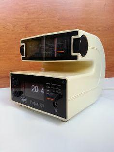 Radio Despertador Grundig Sonoclock 100 Vintage Radio