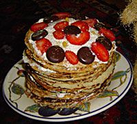 Tea Recipes For Cooking With Tea Document Not Found Crepe Cake