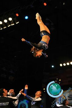 Cheer Athletics The Cheerleading Worlds 2014