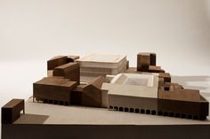 David Chipperfield Architects – New cultural center in Venice-Mestre