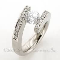 tension-diamond-ring - Google Search