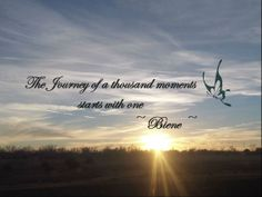 A journey can be a beautiful thing, depends on how we look at it https://www.facebook.com/pages/Life-Love-Joy-and-Happiness/190801544454370?ref=hl
