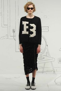 BAND OF OUTSIDERS NY FALL 2014 READY TO WEAR | COLLECTION | WWD JAPAN.COM