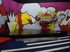Programa Nickers - Nickelodeon - 2008 on Behance