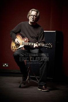 Eric Clapton - Six-String Stories