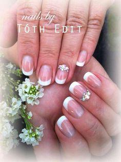 Nail designs to try Sculptured Nails, Painted Toes, Gelish Nails, Round Nails, Acrylic Nails, Art Nails, Acrylics, Dope Nails, Wedding Nails