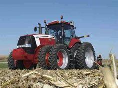 CASE IH 335 MAGNUM FWD in IH Colors Case Ih Tractors, Big Tractors, Farmall Tractors, John Deere Tractors, International Tractors, International Harvester, Farming Technology, Pedal Tractor, Tractor Implements