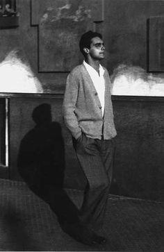 Italo Calvino, Torino, Italy, 1950s