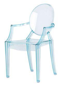 Lou Lou Ghost Chair, Pink - Philippe Starck - Kartell - RoyalDesign ...