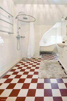 Badrum Contemporary, Bathroom, Rugs, Home Decor, Washroom, Farmhouse Rugs, Decoration Home, Room Decor, Bathrooms
