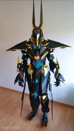 Anubis costume I made with pvc and vinyl : gaming Character Inspiration, Character Art, Character Design, Amazing Cosplay, Best Cosplay, Armor Concept, Concept Art, Anubis Costume, Costume Armour
